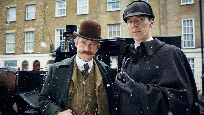 Создатели «Шерлока» попросили неделиться спойлерами из заключительного эпизода