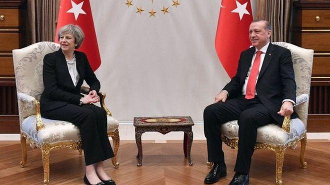 Эрдоган запланировал встречу сТрампом для оздоровления отношений Турции иСША